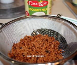 how to make biko with latik
