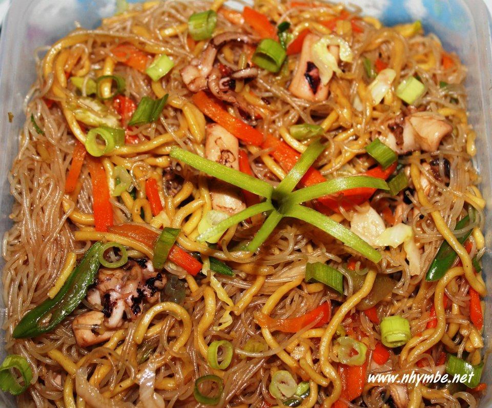 pansit bihon canton seafoods