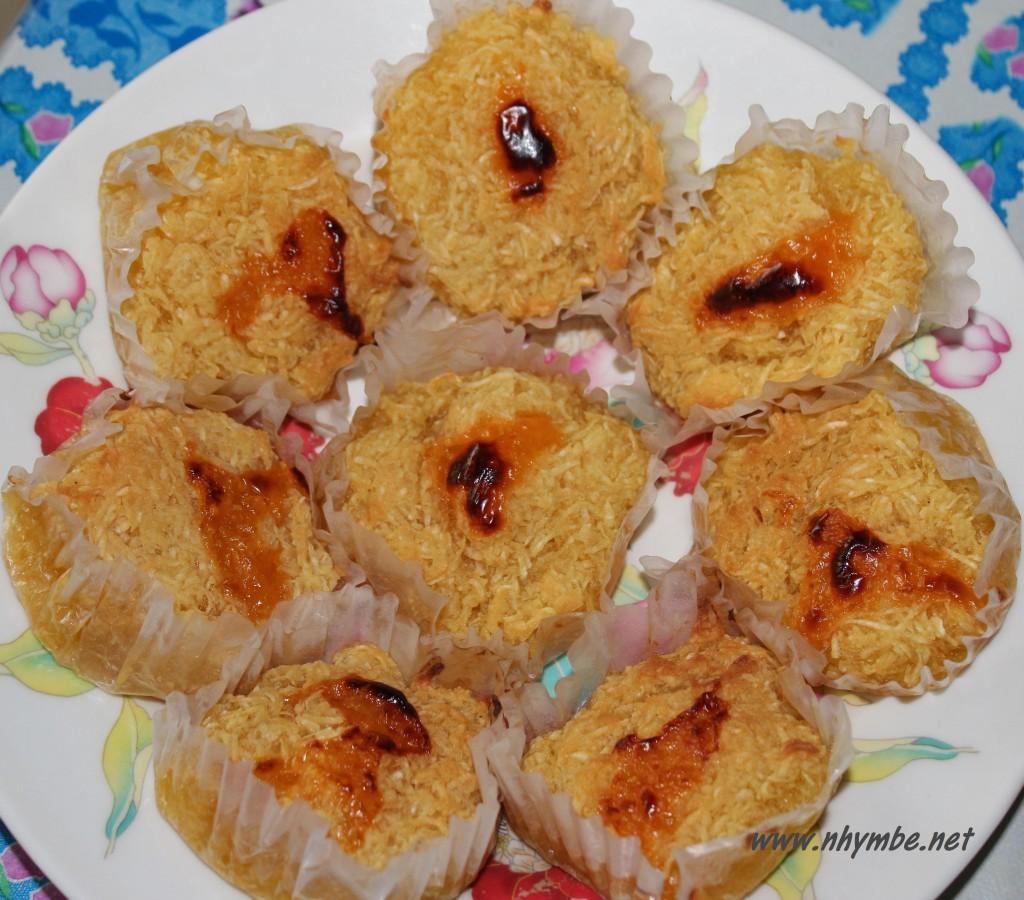 Cassava Cupcake