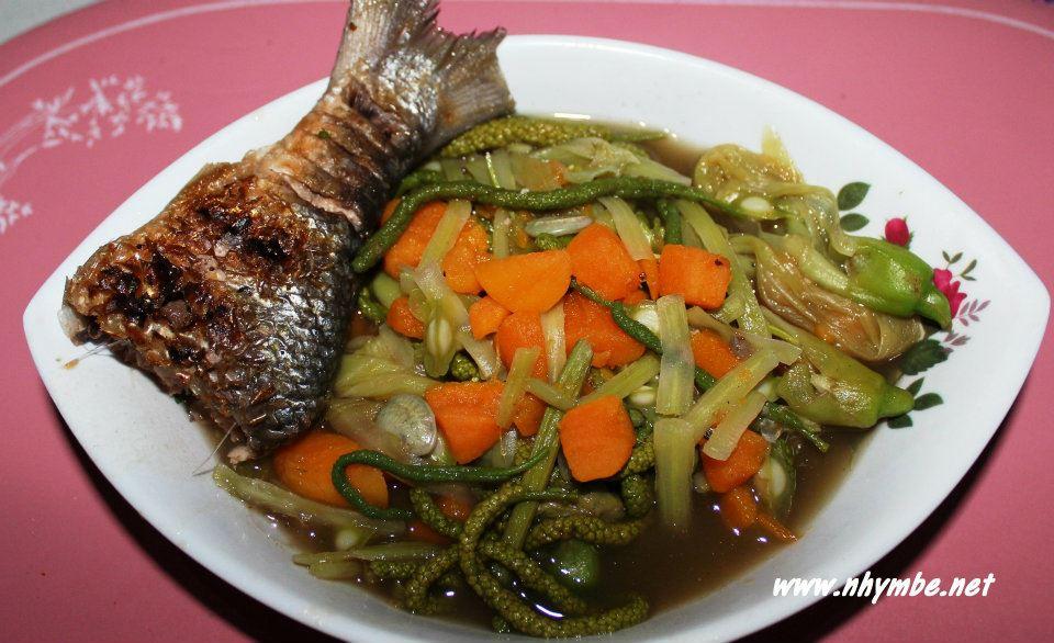 Dinengdeng ng Ilocano Recipe | My Filipino Recipes