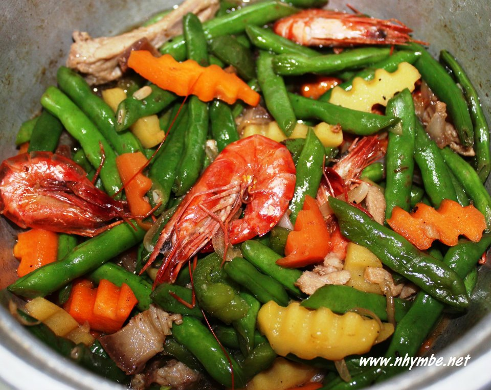 Stir fried vegetables recipes nhymbe stir fried vegetables with shrimp forumfinder Images