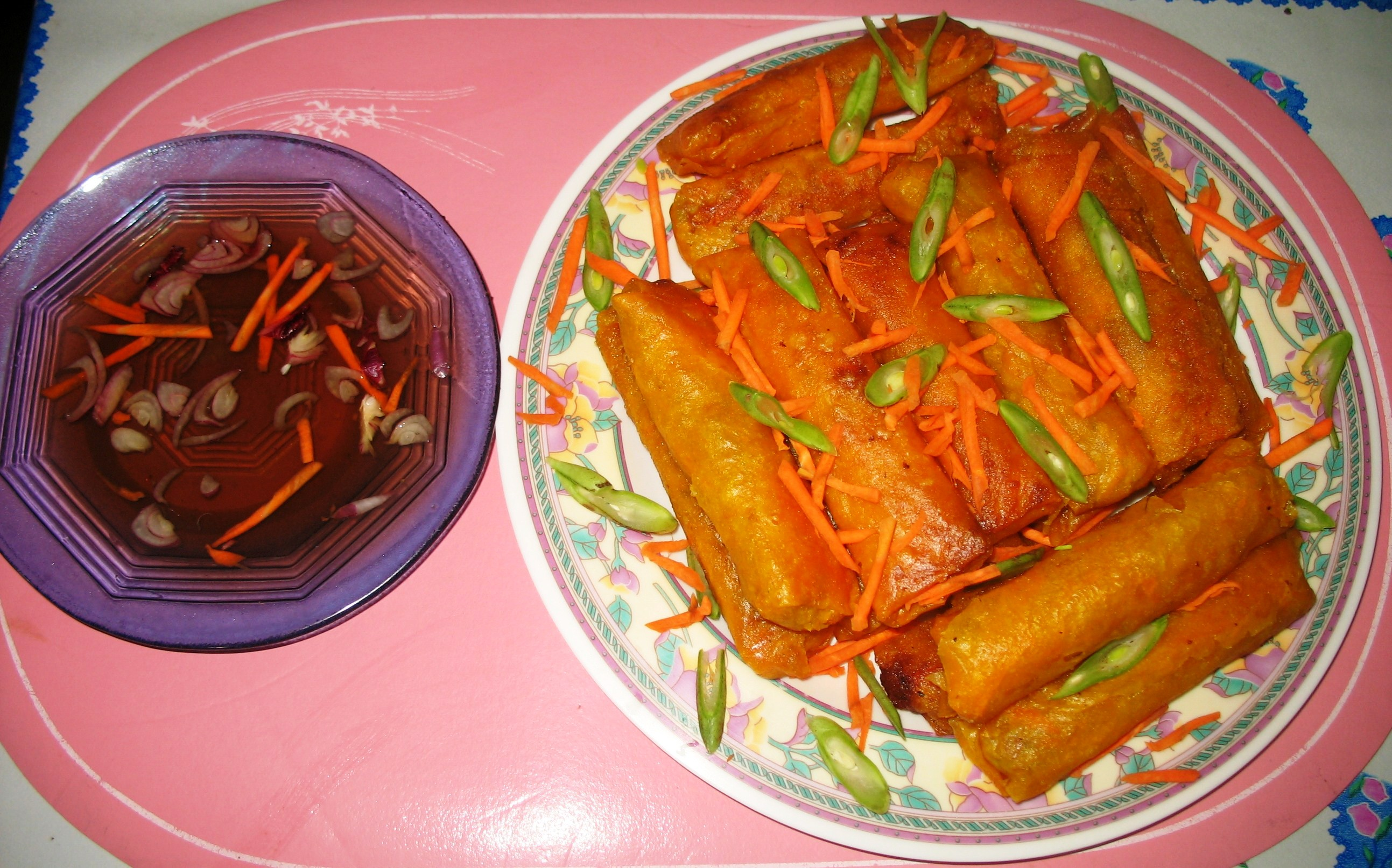 egg in microwave lumpiang gulay ingredients 12921